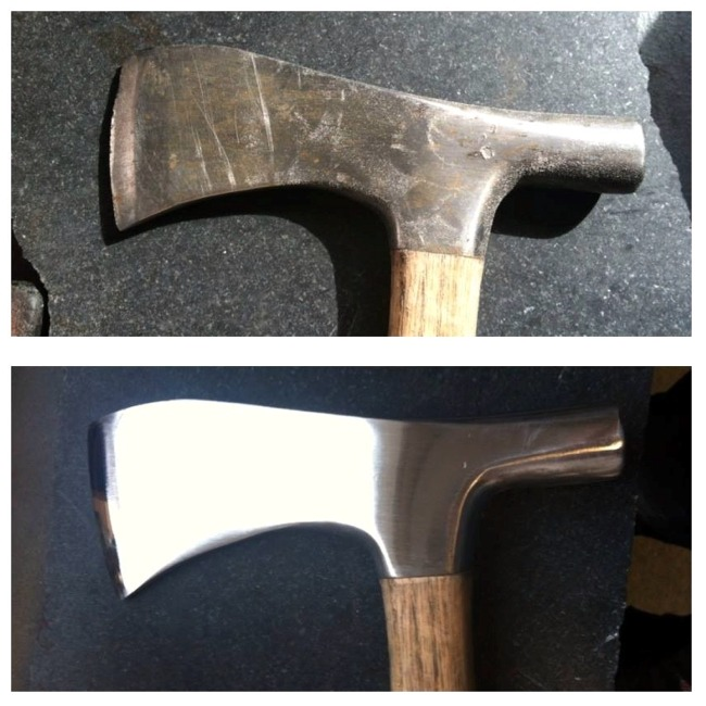 Read more: Frankish Hammer Restoration by Vulcan Knife